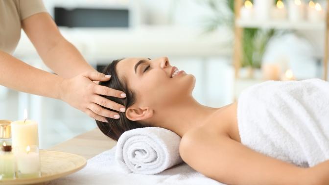 1, 3или 5сеансов общего, антицеллюлитного, лимфодренажного или массажа спины встудии красоты «Матрешка»