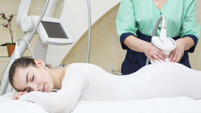 До10сеансов лазерного липолиза отстудии эстетики тела Beauty Form