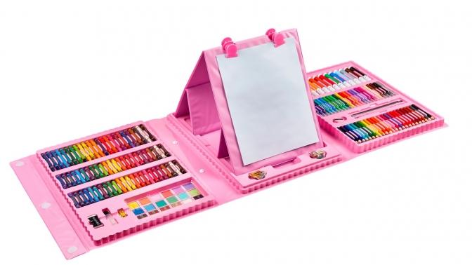 Розовый или голубой набор для рисования итворчества (1380руб. вместо 3450руб.)