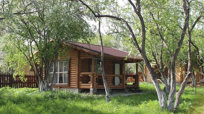 Отдых вРеспублике Алтай набазе отдыха «Алатырь»