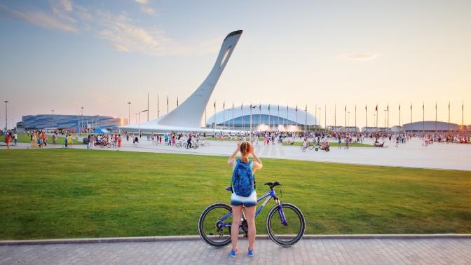Отдых вСочи вблизи достопримечательностей сарендой велосепедов вномере категории стандарт вгостевом доме «Ола»
