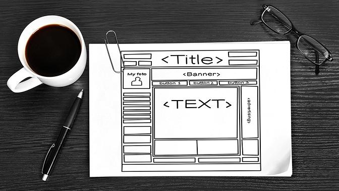 Создание сайта или интернет-магазина откомпании ANT Studio