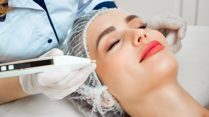 Биоревитализация или инъекционная мезотерапия вкосметологическом салоне Neo Vita