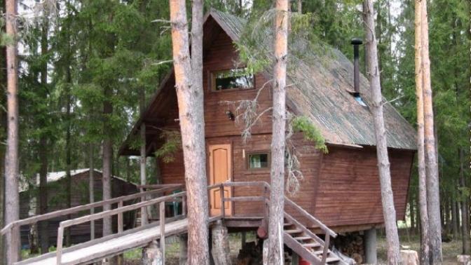 Отдых вкоттедже сзавтраком ипосещением сауны набазе отдыха «Мельница наЧерной речке»