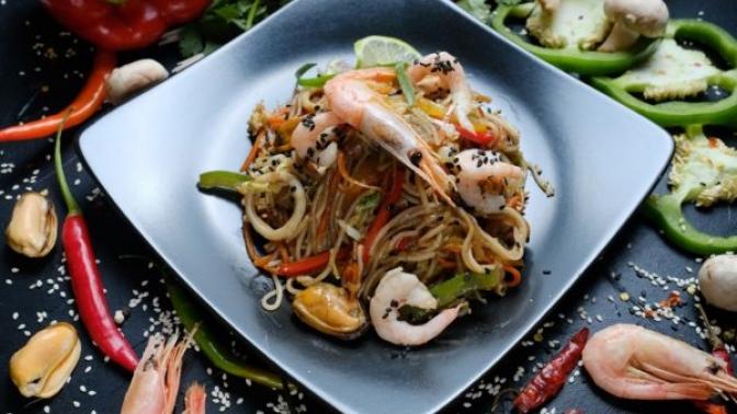 Ужин оттайской кухни ThaiwayFood