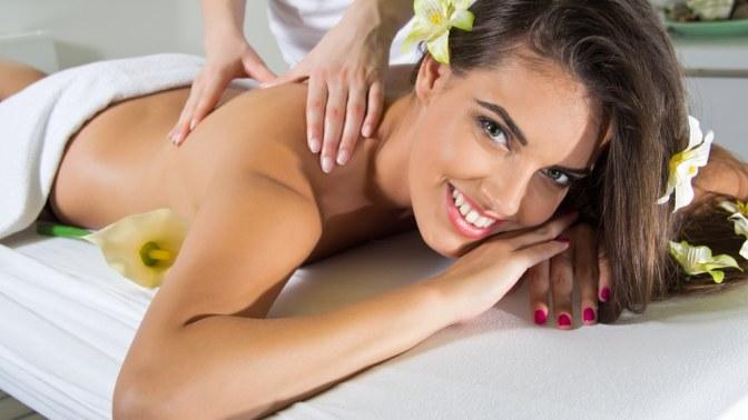 Thai-массаж, массаж спины, ног, головы, oil-массаж или foot-массаж всалоне Grace SPA