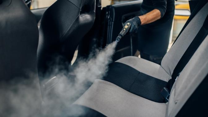 Химчистка сидений или салона автомобиля отавтомойки VelesНН