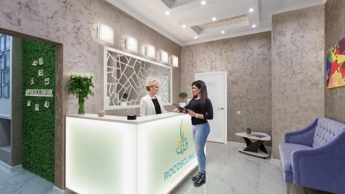 3или 6месяцев безлимитного посещения сеансов лазерной эпиляции вцентре лазерной стоматологии икосметологии Rocosclinic
