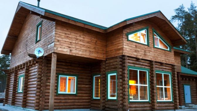 Отдых вКарелии наберегу Ладожского озера вгостевом доме Ladoga Fjord оттуристического комплекса «Белые мосты»