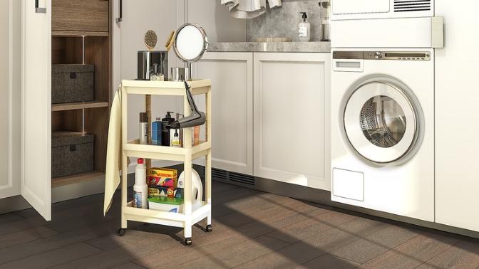 Органайзер для холодильника, держатель для полотенец, крышка-дозатор для сыпучих продуктов, силиконовый коврик для раскатки теста, разделочная доска или этажерка