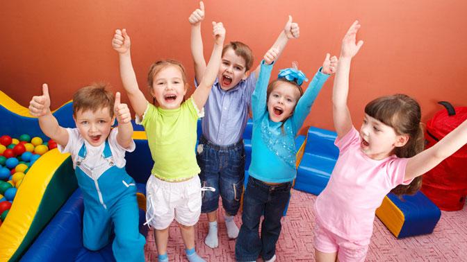 Проведение детского праздника вфотостудии Smile