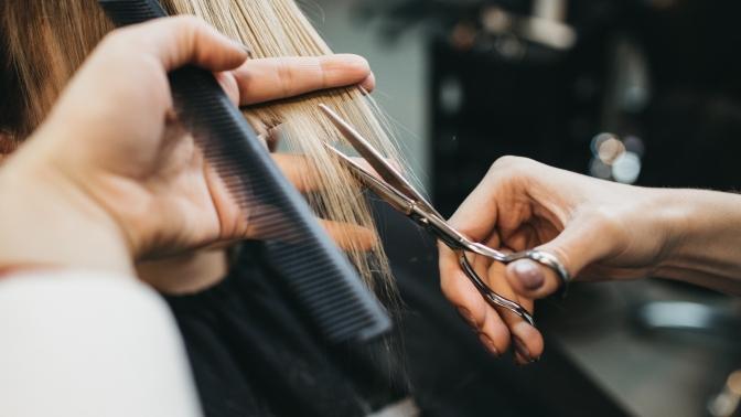 Женская, мужская стрижка, укладка, окрашивание, уходовые процедуры для волос всалоне «Алианто»