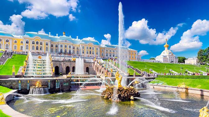 Экскурсионный тур поСанкт-Петербургу или тур вПетергоф, Кронштадт или Гатчину вместе либо поотдельности откомпании «Гид СПб»