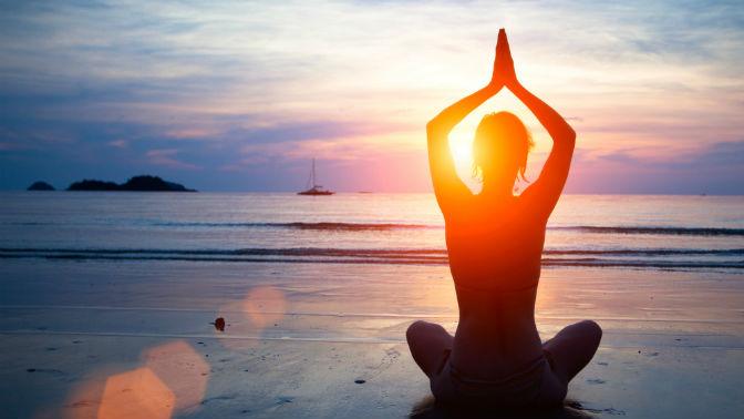 Занятия йогой вcтудии «Делай йогу»