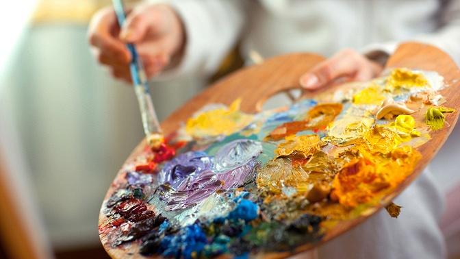 Организация творческого свидания срисованием нахолсте, посещение мастер-класса или курса занятий всети студий интуитивного рисования «Шедевр»