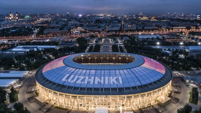Легендарные Лужники: экскурсия на крышу стадиона
