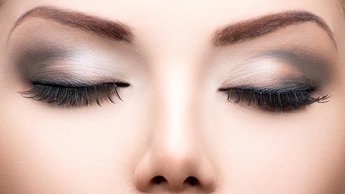 Уход забровями, ламинирование ресниц или макияж от«Студии маникюра наОлимпийском бульваре»