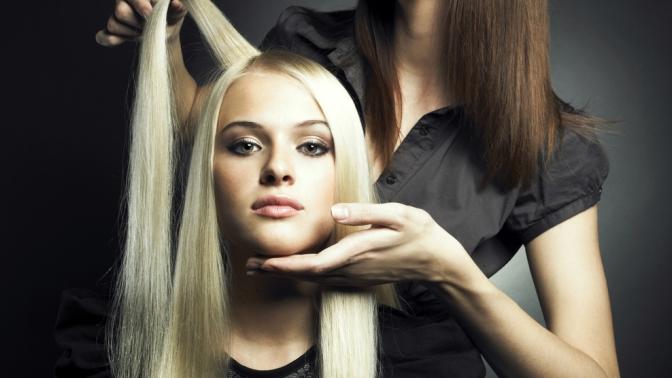 Стрижка, окрашивание, укладка иуход для волос встудии красоты Beauty Girls