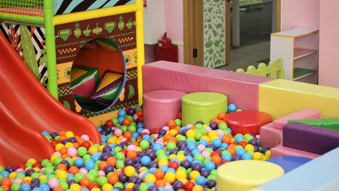 1, 2или 3часа посещения детской площадки Shpak Kids