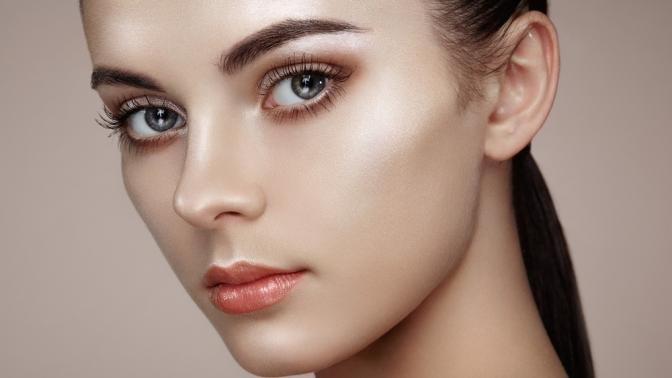 Перманентный макияж бровей, век или губ встудии «Пчела»