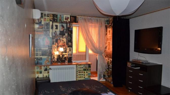 Отдых вапартаментах сджакузи итематическим дизайном «Элитная фотостудия» отсети апартаментов Holiday House