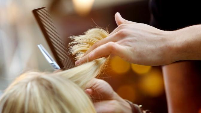Женская стрижка, сложное окрашивание, мелирование волос иукладка встудии красоты Beautylab Krasnodar