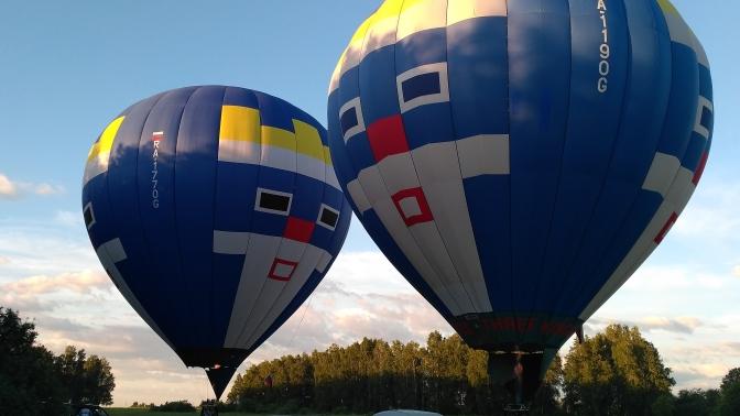 Полет навоздушном шаре cобрядом посвящения ввоздухоплаватели, именной грамотой иигристым напитком откоманды «Три короля»