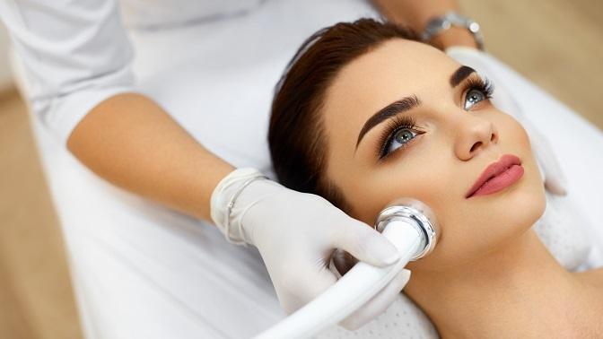 1, 2или 3сеанса ультразвуковой чистки лица, RF-лифтинга, безынъекционной карбокситерапии либо мультикислотного пилинга всалоне красоты Beauty Technology