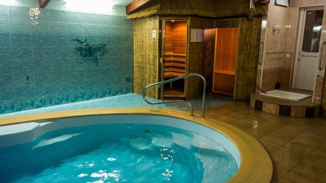 Отдых с питанием и SPA-процедурами на базе отдыха «Альбатрос»