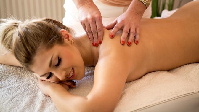 Сеансы массажа отсалона массажа «Здравница»