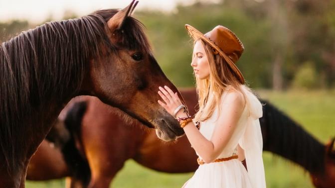 Конная прогулка синструктажем или романтическая конная прогулка вконном клубе «Эпона»