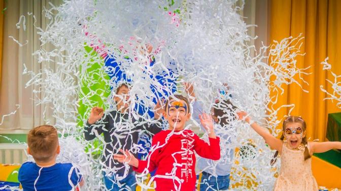 Организация дня рождения или праздника отстраны детских праздников Kids Zone