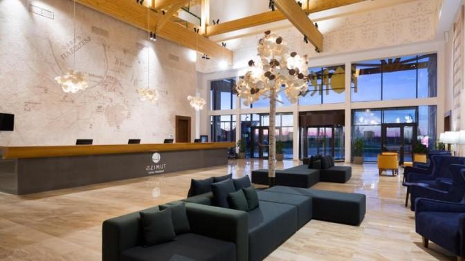 Отдых вномере или коттедже с3-разовым питанием ибезлимитным посещением SPA-комплекса вотеле «Azimut Отель Переславль»