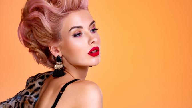 Мужская или женская стрижка, укладка, окрашивание, ботокс, восстанавливающий уход для волос всалоне красоты Sunrise