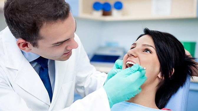 Гигиена полости рта счисткой, полировкой зубов иудалением зубного камня встоматологии ProDent (627руб. вместо 2240руб.)