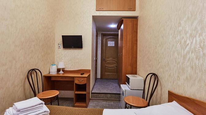 Проживание вцентре Санкт-Петербурга вномере категории стандарт вмини-отеле City Room