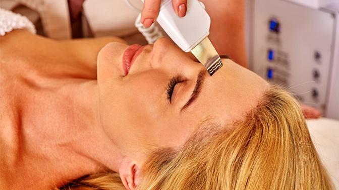 RF-лифтинг, массаж, чистка, пилинг, микротоки, мезотерапия или биоревитализация в студии красоты Green Studio