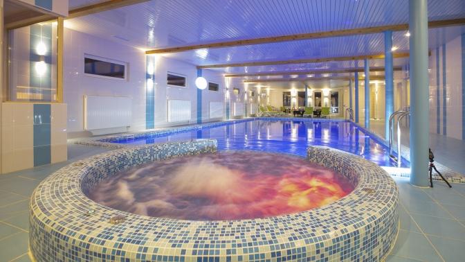 Отдых спитанием ипосещением SPA-комплекса вотеле Tuchkovo SPA Hotel