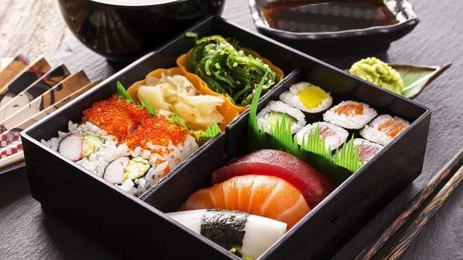 суши гуд в рыбинске меню