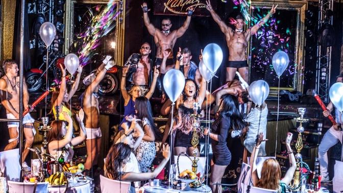Стриптиз бар для девичника ночной клуб в судаке гурман