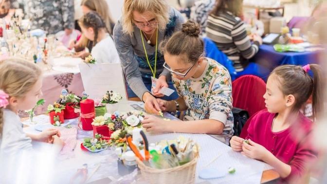 Мастер-классы поизготовлению сувениров изполимерной глины отстудии «Деко дизайн»
