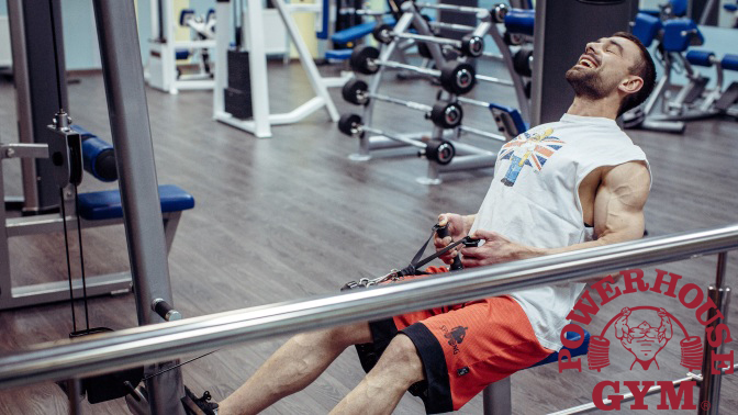 Дневной или безлимитный годовой абонемент ионлайн-тренировки синструктором отсети фитнес-центров Powerhouse Gym
