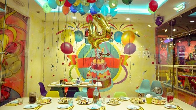 Бронирование комнаты ицелый день развлечений вТРЦ «Каширская Плаза» вразвлекательном парке Funky World