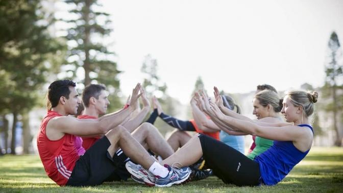Абонемент нагрупповые занятия фитнесом или персональные тренировки встудии фитнеса «Заряд»
