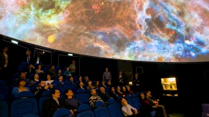 Посещение дневного или вечернего сеанса вИркутском планетарии