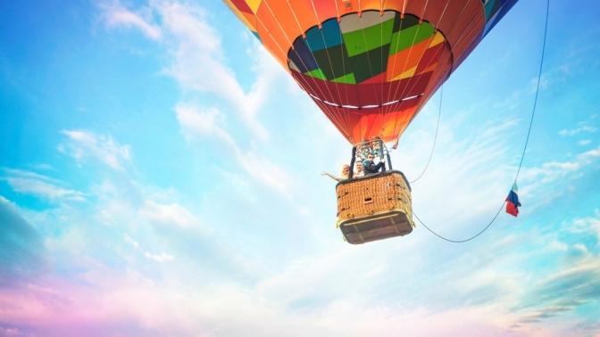 Свободный полет навоздушном шаре от«Клуба воздухоплавателей Хабаровска» соскидкой50%