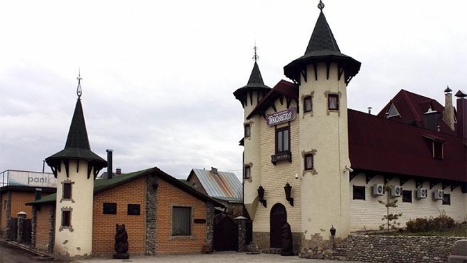 Отдых вАлтайском крае вгороде Белокуриха вотеле-пансионате «Поместье»