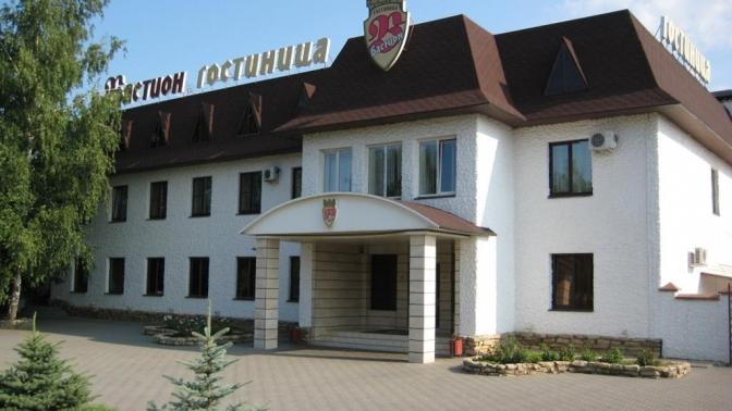 Отдых втихом районе Тамбова вномере категории полулюкс или люкс впарк-отеле «Бастион»