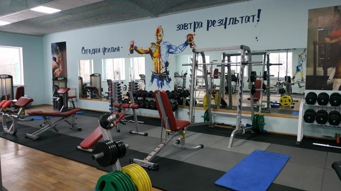 Посещение тренажерного зала сперсональной тренировкой вфитнес-центре «SLФитнес»