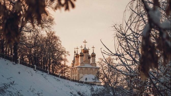 Двухдневный тур «Новогодний вояж вРязань» спроживанием вотеле, питанием, экскурсионной программой оттуроператора «Ростиславль» (7140руб. вместо 8400руб.)